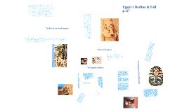 Section 3: The Egyptian Empire