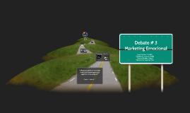 Debate # 3