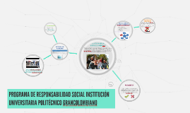 PROGRAMA DE MONITORIAS INSTITUCIÓN UNIVERSITARIA POLITÉCNICO