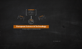 European Science & Technology