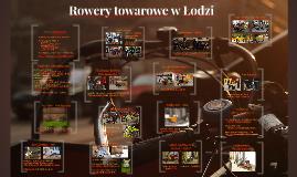 Copy of Rowery towarowe w Łodzi