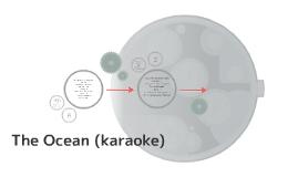 The Ocean (karaoke)