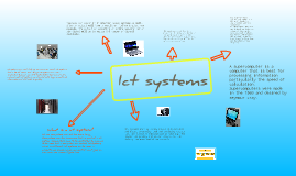 ICT system