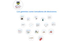 Copy of Los gerentes como tomadores de decisiones