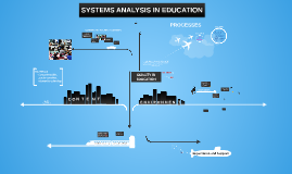 Systems Analysis in Education