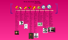 Early American Timeline .