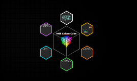 RGB colour Cube