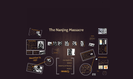 The Nanjing Massacre