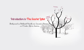 Introduction to The Scarlet Letter