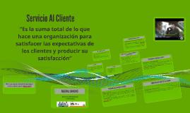 Servicio Al Cliente.