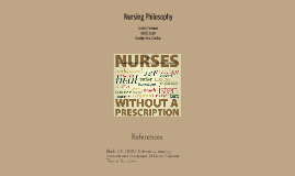 Nursing Philosophy