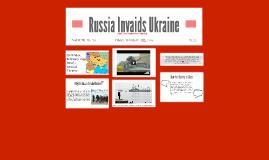Russia Invaids Ukrain