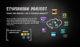 eTwinning project with Portugal