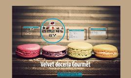 Velvet doceria Gourmêt