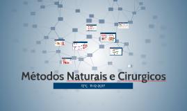 Metodos Naturais e Cirurgicos