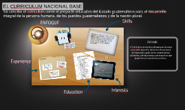 EL CURRICULUM NACIONAL BASE