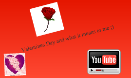 Copy of Valentines Day and what it means to me