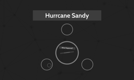 Hurrcane Sandy