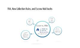 Conventional vs. FHA