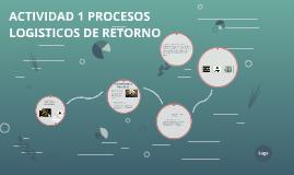 LOGISTICA DE INVERSA EN UPS SCS COLOMBIA