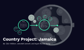Country Project: Jamaica