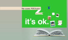 POLI10601 Lecture 20