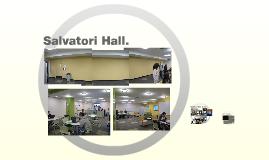 The Salvatori Hall Computer Lab
