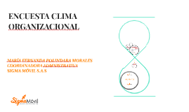 ENCUESTA CLIMA ORGANIZACIONAL