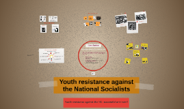 NS Youth Resistance Groups