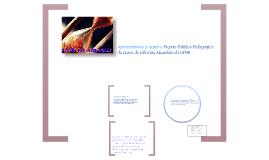 Projeto Pedagógico do Curso de Ciências Atuariais - UFPB