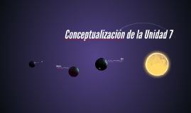 Copy of Conceptualización de la Unidad 7
