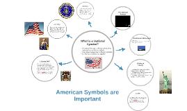 American Symbols are Important