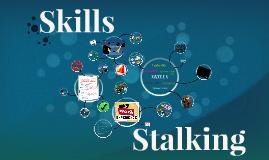 NAWDP  Skills Stalking