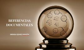 REFERENCIAS DOCUMENTALES