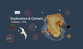 Pre-History, Exploration & Settlement
