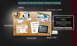 Copy of TECNICAS DE ESTUDIO PROACTIVIDAD