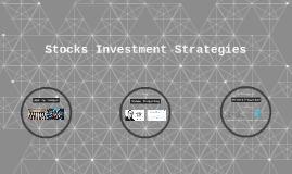 Stocks Investment Strategies