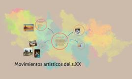 Movimientos artisticos del s.XX