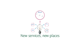 New services, new places