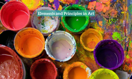 Elements and Principles in Art
