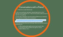 Listening & Communication