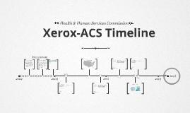 Copy of Timeline Prezumé