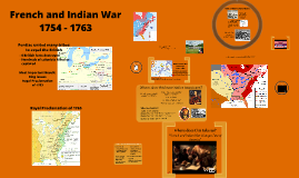 Unit 4: French and Indian War