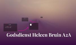 Godsdienst Heleen Bruin A2A
