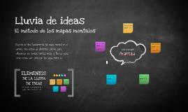 Plantilla Mapas Mentales by Arantza Arregi