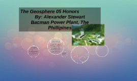 The Geosphere 05 Honors
