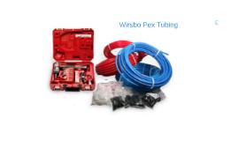 Wirsbo Pex Tubing