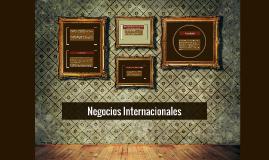 Negocios internacionales sonia cardenas rondon