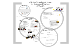 2010 Achieving Technological Literacy for Students and Teacher