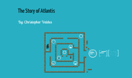 The Story of Atlantis by Christopher Valdes